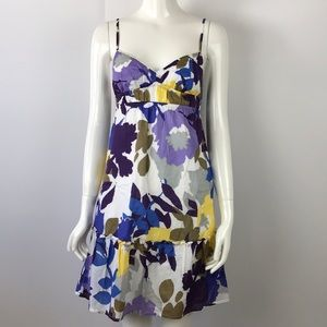 American Eagle floral dress size 4